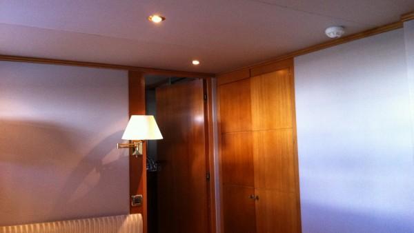 Limpieza de interiores de barcos