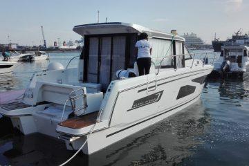 limpieza periodica barco valencia